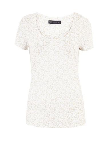 Marks & Spencer Tişört Bej